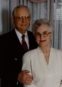 Joe Sr. and Anna