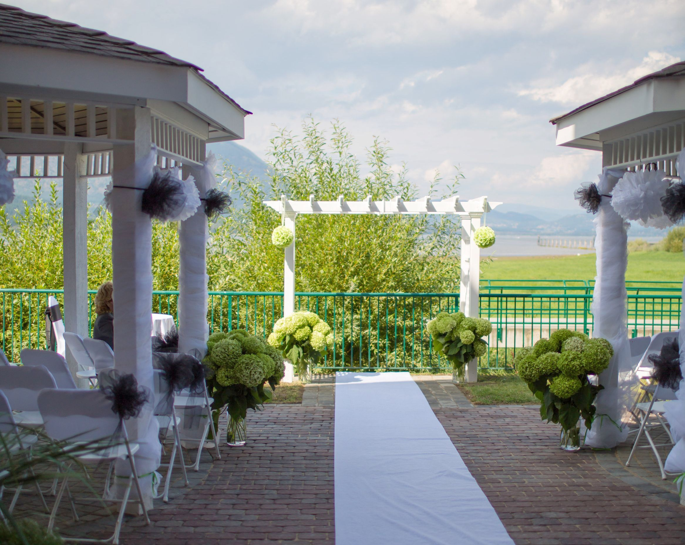 Celebrate Your Wedding Day With A Waterfront