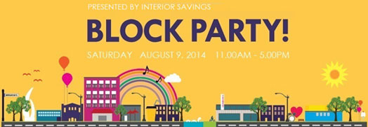 The Downtown Kelowna Block Party is turning 25 this year!