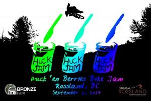Huck n berries bike jam