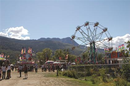 (Photo: City of Salmon Arm) The Salmon Arm Fair is a popular annual tradition with fun for the whole family.
